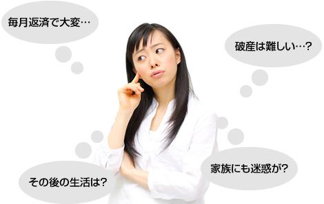 櫛田和代弁護士事務所自己破産